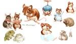 LeUyenPham_Characters 3