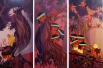 LorelayBove_headingeast_triptych