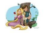 VictoriaYing_RapunzelApple