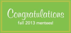 CongratsFall2013