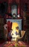 CarolineHadilaksono_The Hound of the Baskervilles - panel 01